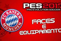 Faces e equipamentos [PES 2017]