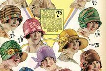 Vintage Hats Duh