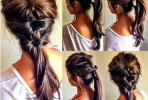 coiffure pour les filles