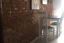 Brick / Kitchen wall,living wall