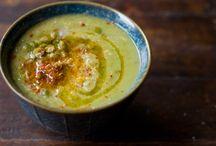 vegetarian soups/stews