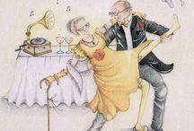 Gamle damer