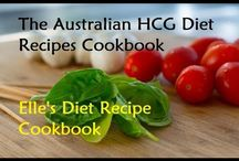 Australian HCG Diet Recipes Cookbook