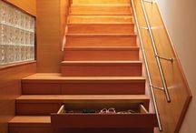 Idées de rangement / Nos meilleures solutions de rangement pour toute la maison, des armoires de la cuisine aux chambres à coucher!