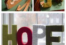 3D Letters and art