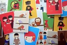 Design & Illustration / by Stephanie Weinberger