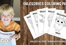 Owlegories Crafts