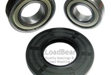 BEAUMARK / BEAUMARK Front Load Washer Bearing and Seal Repair Kits. Canadian brand of household appliances.