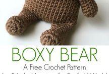 CROCHET: Teddy Bear