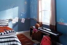 Carter's new room