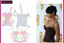 Sewing patterns and ideas / by Yulia Lesechko