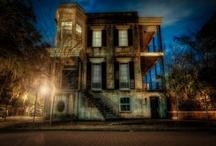 Travel - Savannah / Things I've seen and want to see in Savannah.