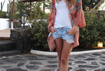 Summer style  / by Kamille Jimenez