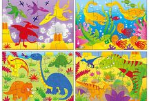 Puzzles for Toddlers and Preschoolers / For our full range of jigsaw puzzles for Toddlers and Preschoolers >> http://www.shopoftoys.com.au/puzzles-for-the-little-ones