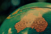 Australia here I come! / by Kendall Stempel