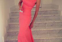 Balklänningar / samling elegant balklänningar på nätet