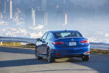 2017 Acura ILX / The ILX further redefines the compact sport-sedan category. Aggressive styling makes a bold statement, while the high-revving standard 201-hp engine and rapid-shifting 8-Speed Dual-Clutch Transmission turn every road into a driving revelation.