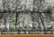 Camouflage Fabric material