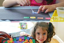 Create with marianna / Kids creative time playing learning