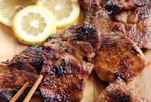 Poultry and Pork / Dinner Ideas