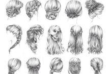 ~Hair / Peinados