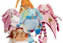 SOS doudous : Collection Tatoo Doudou et Compagnie / Doudou perdu ? Voici la collection des doudous Tatoo de Doudou et Compagnie