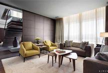 Living room & sofas