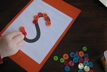 teaching letters numbers and colors