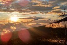 Indonesia hiking / Tropical island