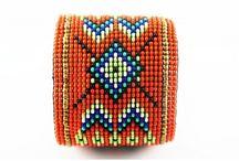 Woven Peyote Jewellery