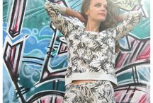 FASHION - Graffti / http://alliness.blogspot.com/