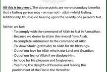 Ramadhan Benefits