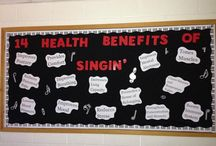 Bulletin Boards / by Honoree Pouly