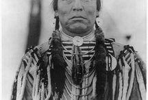 Portraits Amérindiens