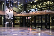 AMSOIL Arena / Constructed in 2010, AMSOIL Arena is home to the UMD Bulldogs Hockey Team and hosts a variety of other sporting events, concerts, graduations, and more!