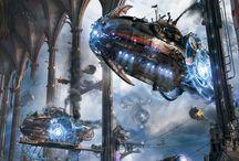 Steampunk Fantasy