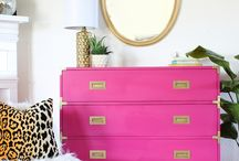 Color combos/ decor ideas I love / combinations that I want to remember and share..