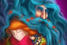 monde de contes de fées