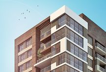 Apartment elevations