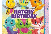 Hatchimals Party Supplies and Ideas / Hatch up the perfect party with our Hatchimals party supplies! Pair our products with DIY food and decoration ideas for the perfect Hatchimals party!