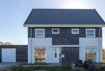 Gerealiseerde VarexHuizen / Een eigen huis bouwen is voor veel mensen de ultieme droom. Ziet u het al voor zich? Uw kavel, bebouwd met een vrijstaand huis dat aan al uw wensen voldoet. Een overzicht van gerealiseerde VarexHuizen.