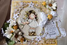 Cards I LOVE - Magnolia Stamps / by Diana Blessinger
