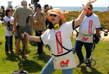 Santa Barbara -National Metal Detecting Day 2013 / Metal detectorists gathered from around the world to celebrate National Metal Detecting Day on May 18th!