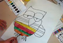 Theme - Owls