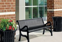 Commercial Benches / How can you find the best bench for your site? The best way is to focus on the key features and prioritize what is most important to you. Here are a few of the many options available at upbeat.com