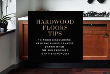 Hardwood Floor Tips / Hardwood Floors Tips