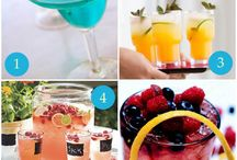 Drinks - a must for partys
