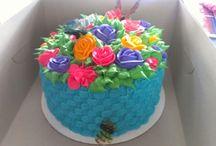 Cindi's cakes / by Cindi Focht
