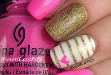 Hair and Beauty / Nail art, hair styles, make up, accesories