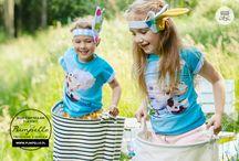 Koszulki dla dzieci TVP ABC